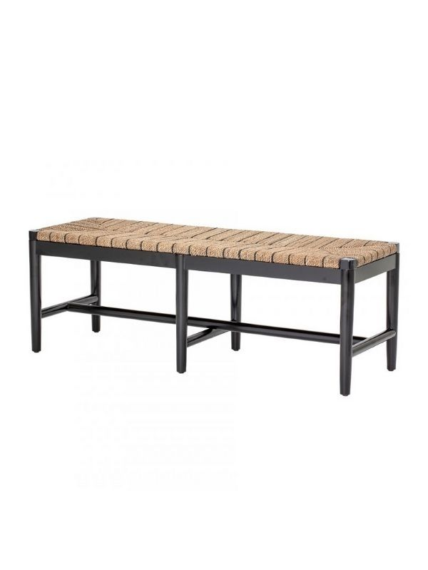 bloomingville_banc_luce_jonc_de_mer_bois_naturel_noir_decoration_boheme_nordique